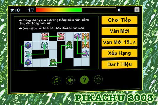 Pikachu co dien 2003 screenshot 3