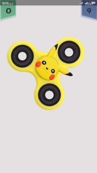 Pikachu Fidget Spinner screenshot 1
