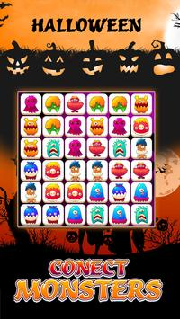 Connect Halloween Onet poster