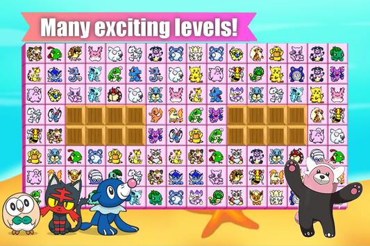 Pikachu Animal Onet screenshot 1