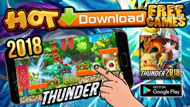 Pikachu Thunder Topaz Adventure Escape apk screenshot