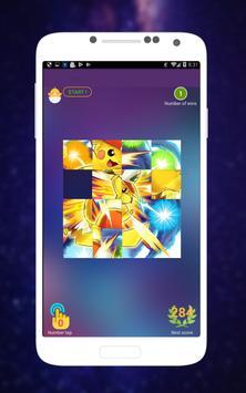Xep hinh PiKa apk screenshot
