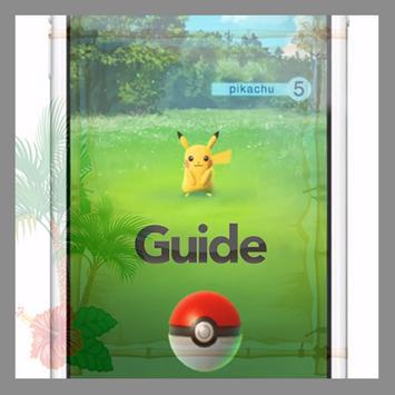 Guide for Pokémon Go poster