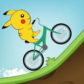 BMX Pikachu Go Bike icon