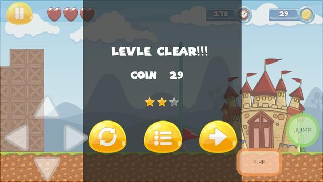 Pikacu Jungle Adventure - Super World screenshot 10