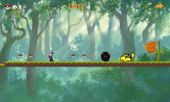 Pikapika Running Adventure poster
