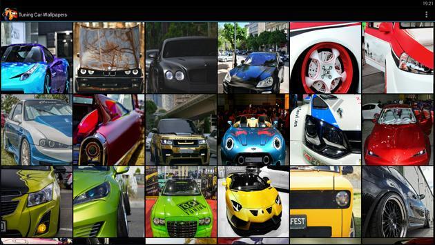 Tuning Car Wallpapers apk screenshot