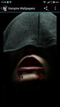 Vampire Wallpapers apk screenshot