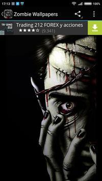 Zombie Wallpapers apk screenshot