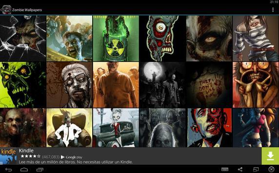 Zombie Wallpapers screenshot 4