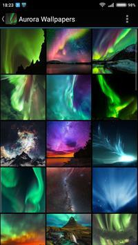 Aurora Borealis Wallpapers poster