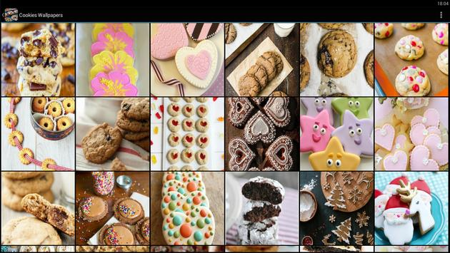 Cookies Wallpapers screenshot 4