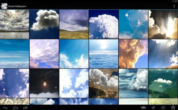 Clouds Wallpapers screenshot 4