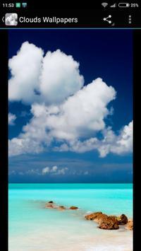 Clouds Wallpapers screenshot 1