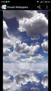 Clouds Wallpapers screenshot 2