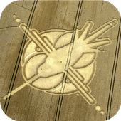 Crop Circles Wallpapers HD icon