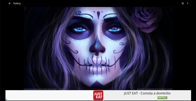 Day of the Dead Wallpapers HD apk screenshot