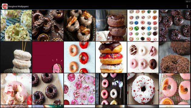 Doughnut Wallpapers apk screenshot