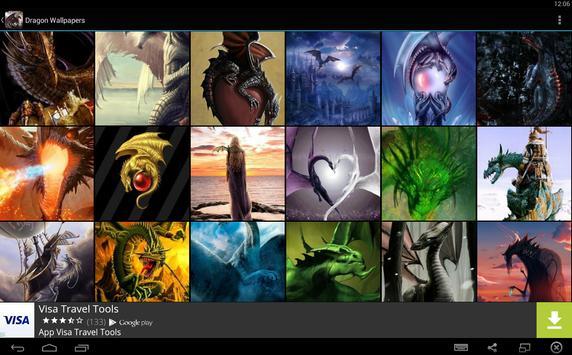 Dragon Wallpapers apk screenshot