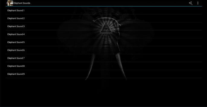 Elephant Sounds screenshot 5