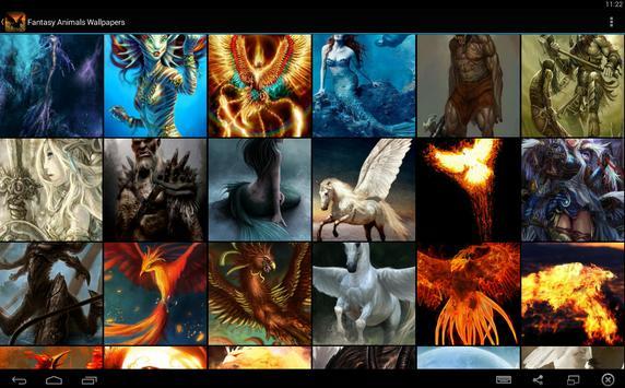 Fantasy Animals Wallpapers screenshot 4