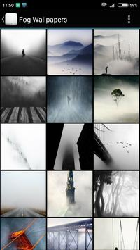 Fog Wallpapers poster