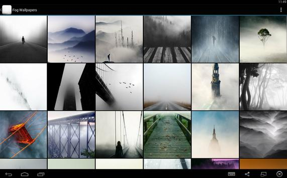 Fog Wallpapers apk screenshot