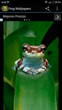 Frog Wallpapers apk screenshot