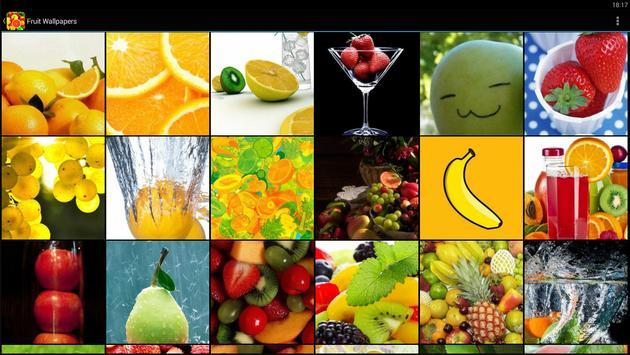 Fruit Wallpapers screenshot 4