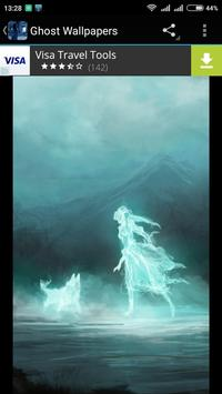 Ghost Wallpapers apk screenshot