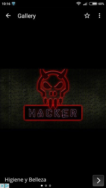 ... Hacker Wallpapers HD apk screenshot ...