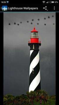 Lighthouse Wallpapers screenshot 2
