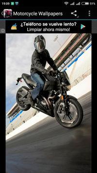 Motorcycle Wallpapers apk screenshot