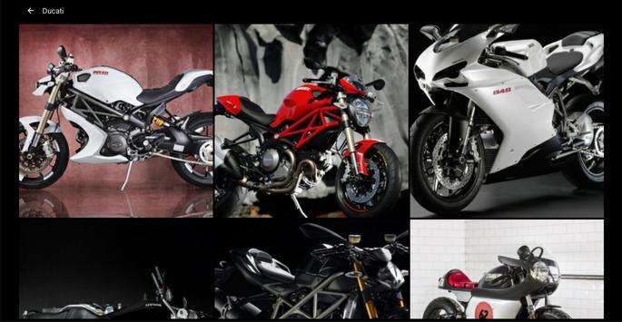 Motorcycles Wallpapers HD apk screenshot