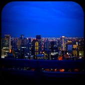 Osaka Night Wallpaper icon