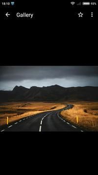 Road Wallpapers HD apk screenshot