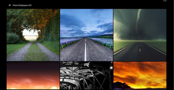Road Wallpapers HD screenshot 7