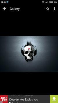 Skull Wallpapers HD apk screenshot