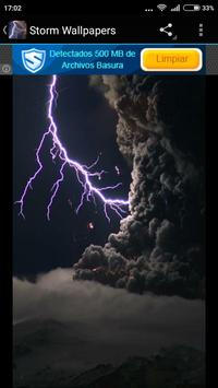 Storm Wallpapers apk screenshot