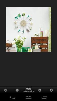 Wall Clock Decor Ideas apk screenshot