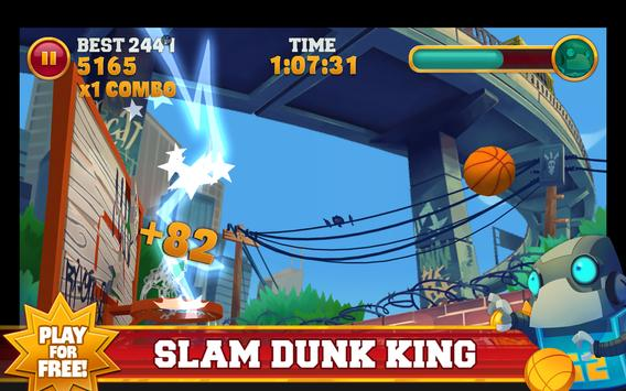 Slam Dunk screenshot 5