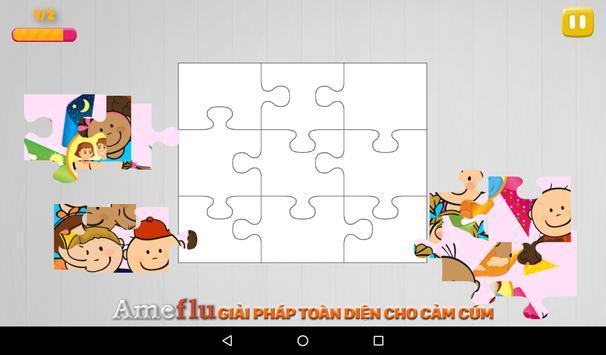 Ameflu - C&F symptom puzzle screenshot 1