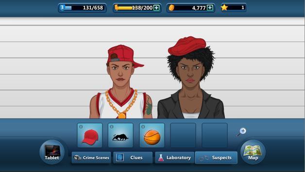 Criminal Clue screenshot 5