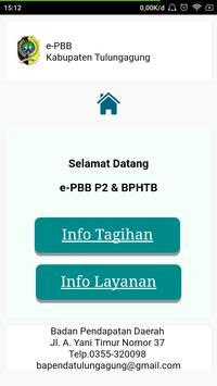 ePBB Kabupaten Tulungagung poster