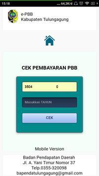 ePBB Kabupaten Tulungagung screenshot 3