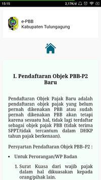 ePBB Kabupaten Tulungagung screenshot 6