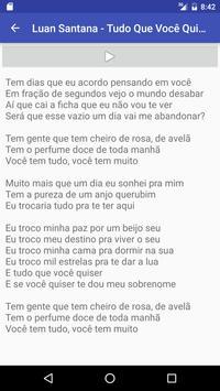 Luan Santana Lyrics and Songs screenshot 2