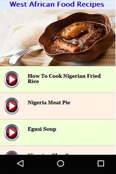 West african food recipes apk download free food drink app for west african food recipes apk screenshot forumfinder Image collections