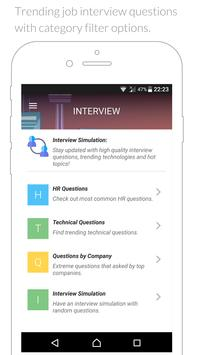 Wing: Interview Questions and Answers in English apk screenshot