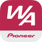 Pioneer Wireless Adapter icon